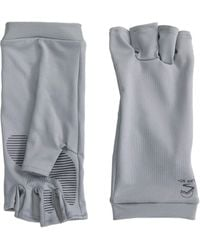 Sunday Afternoons Uvshield Cool Gloves, Fingerless - Brown