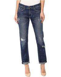 Lucky Brand - Sienna Slim Boyfriend In Dark Sky (dark Sky) Women's Jeans - Lyst
