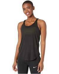 Nike Yoga Twist Tank - Black