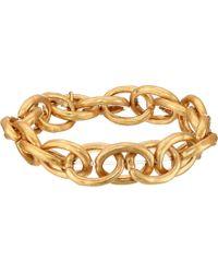 The Sak - Link Stretch Bracelet (gold) Bracelet - Lyst