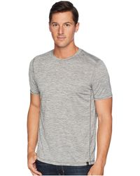 Prana - Hardesty T-shirt (fern Green Stripe) Men's T Shirt - Lyst