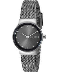 Skagen - Freja - Skw2700 (gunmetal) Watches - Lyst
