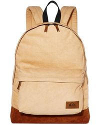 Quiksilver Everyday Poster Plus Cord Backpack - Natural