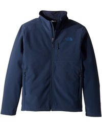 6f2276b60f The North Face - Apex Bionic 2 Jacket (urban Navy Heather) Men s Coat -