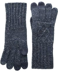Pendleton - Cable Gloves (ivory Mix) Extreme Cold Weather Gloves - Lyst