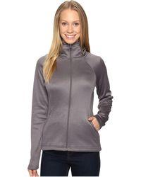 The North Face - Agave Hoodie (rabbit Grey Heather (prior Season)) Women's Sweatshirt - Lyst