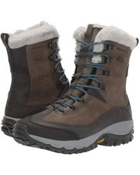 Merrell Thermo Rhea Mid Waterproof - Green