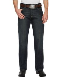 Wrangler - Retro Relaxed Straight Jeans (worn Black) Men's Jeans - Lyst