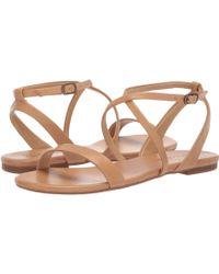 Splendid Susannah Strappy Sandal - Natural
