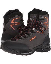 Lowa - Ticam Ii Gtx (anthracite/orange) Men's Shoes - Lyst