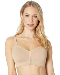 Wacoal Soft Cup Casual Beauty Wire Free Bra 852247 - Brown