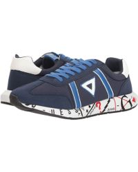 Guess - Zorba (navy) Men's Shoes - Lyst