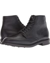 Allen Edmonds - Higgins Mill (brown Grain) Men's Boots - Lyst