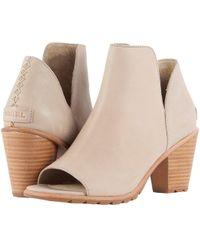 Sorel - Nadia Bootie (camel Brown) Women's Boots - Lyst