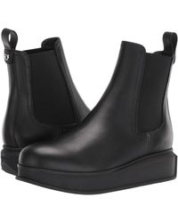 Ferragamo Chelsea Boot - Black
