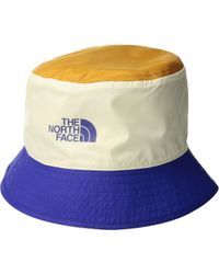 9c5d38a58 The North Face Synthetic Sun Stash Hat (grape Leaf) Caps in Blue - Lyst