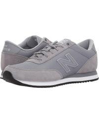 432ba03602 New Balance - Mz501v1 (gunmetal silver Mink) Men s Classic Shoes - Lyst