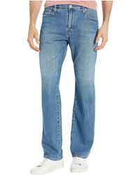 AG Jeans Protege Relaxed Fit Jeans In Tailor - Blue