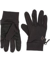 Black Diamond Midweight Wooltech Gloves - Black