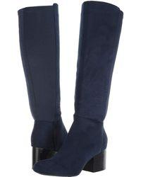 A2 By Aerosoles - Condominum (black Fabric) Women's Boots - Lyst