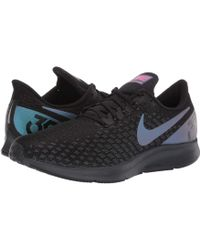 Nike - Air Zoom Pegasus 35 (black/laser Fuchsia/anthracite) Men's Running Shoes - Lyst