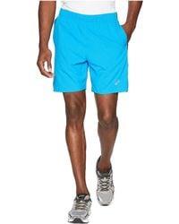 Asics - 7 Shorts (cordvan Heather) Men's Shorts - Lyst