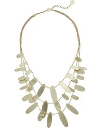 Kendra Scott - Nettie Necklace (gold) Necklace - Lyst