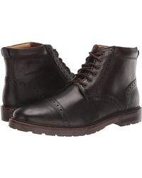 Florsheim Fenway Cap Toe Boot - Brown