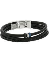 Fossil - Vintage Casual Multi-strand Bracelet - Lyst