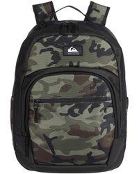 Quiksilver Schoolie Cooler Ii Backpack Bags - Green
