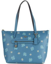COACH Taylor Tote - Blue