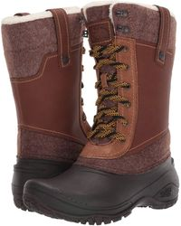 The North Face Shellista Iii Mid - Brown