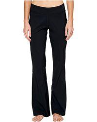 Columbia Back Beautytm Boot Cut Pant - Black