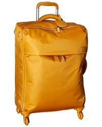 Lipault Original Plume 25 Spinner Luggage - Yellow