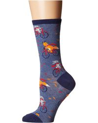 Socksmith - Fall Weather Friends - Lyst