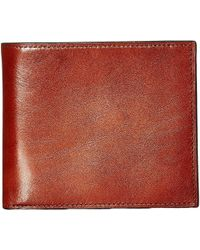 Bosca - Old Leather Collection - Credit Wallet W/ I.d. Passcase - Lyst