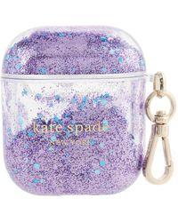 Kate Spade Glitter Airpod - Multicolor
