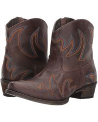 Roper - Phoenix (brown) Cowboy Boots - Lyst