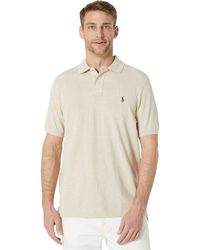 Polo Ralph Lauren - Classic Fit Mesh Polo - Lyst