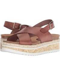 Cordani - Moro (roble Leather) Women's Wedge Shoes - Lyst