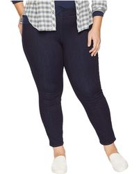 NYDJ - Plus Size Pull-on Skinny Ankle In Mabel - Lyst