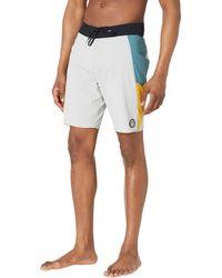 Volcom Astropop Mod 19 Swimwear - Gray