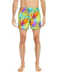 Vilebrequin - Moorise Party Swim Trunks Swimwear - Lyst