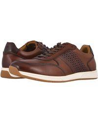 Florsheim Fusion Moc Toe Lace-up Ii Shoes - Brown