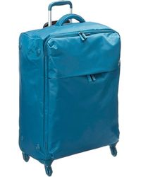 Lipault - Original Plume 28 Spinner (duck Blue) Luggage - Lyst
