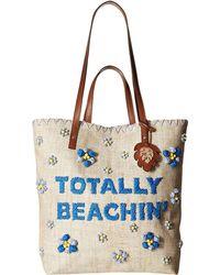 Tommy Bahama - St. Thomas Beach Tote (totally Beachin) Tote Handbags - Lyst 3efda891ba6da