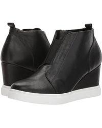 Blondo - Gatsby Waterproof Wedge Sneaker - Lyst
