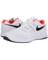 c6900ead1fad Nike Air Zoom Vapor X (black white bright Crimson) Men s Tennis ...