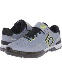 Five Ten - Kestrel Lace (carbon Black) Men's Shoes - Lyst