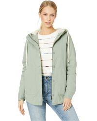 Rip Curl - Gabby Jacket (green) Women's Coat - Lyst